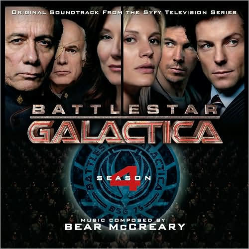 Battlestar Galactica: Season Four [Syfy Channel Series]