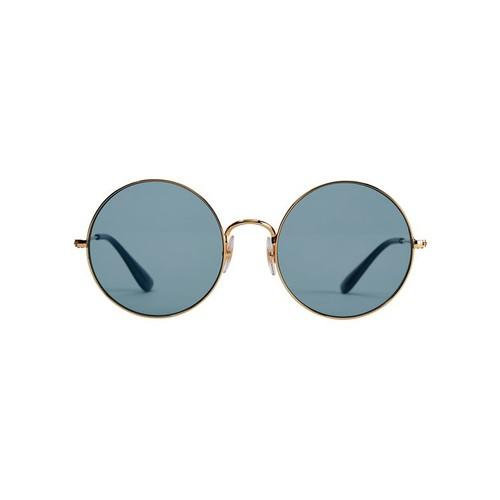 RAY-BAN The Jajo Blue Round Sunglasses
