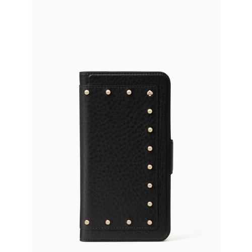 embellished wrap folio iphone 7/8 case