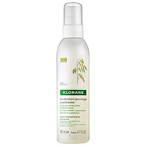 Klorane - Leave-In Detangling Spray with Oat Milk - 6.7 oz
