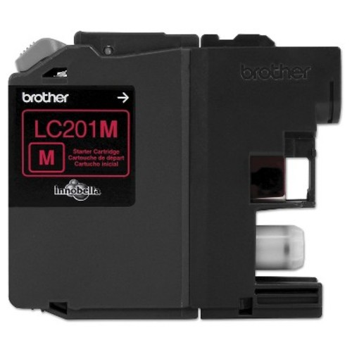 Brother LC201M MAGENTA INK CARTRIDGE (BRTLC201M)