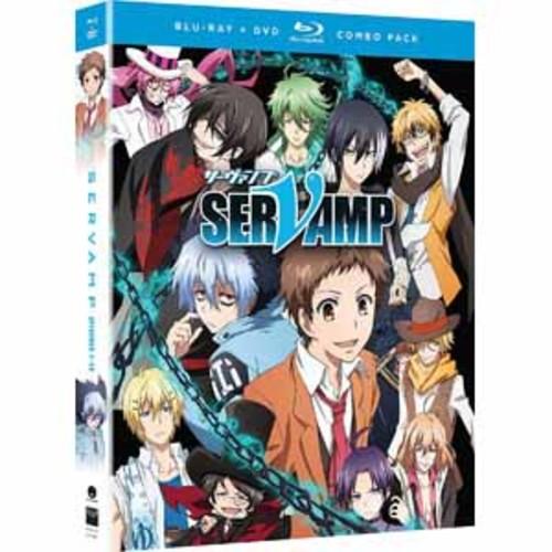 SERVAMP: Season One [Blu-Ray] [DVD]