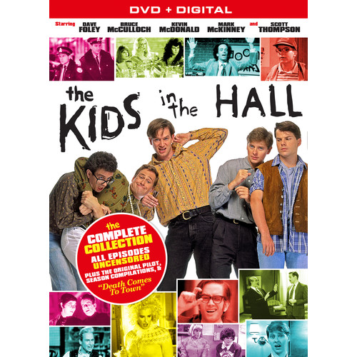 The Kids in the Hall: The Complete Collection [12 Discs] [DVD]