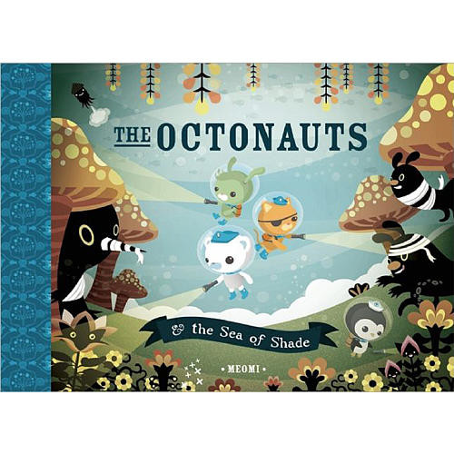 Octonauts Book - Sea of Shade