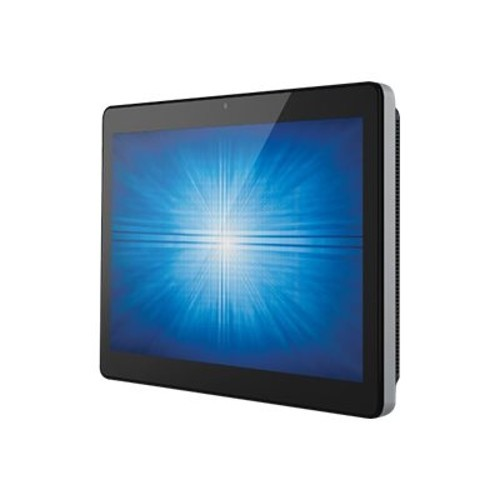 ELO Touch Solutions I-Series ESY22i5 - All-in-one - 1 x Core i5 6500TE / 2.3 GHz - RAM 4 GB - SSD 128 GB - HD Graphics 530 - GigE - WLAN: Bluetooth 4.0, 802.11a/b/g/n/ac - Win 7 - monitor: LED 15.6