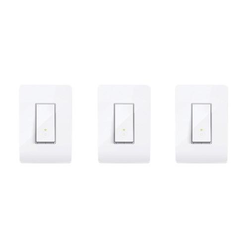 TP-LINK Smart Wi-Fi Light Switch (3-Pack)