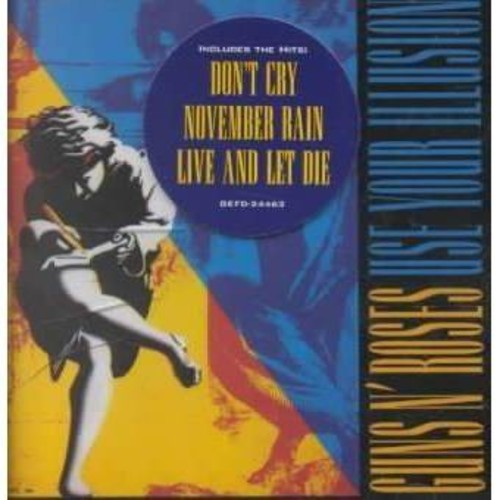Guns n' roses - Use your illusion (CD)