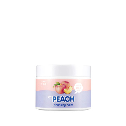 Scinic My Peach Cleansing Balm