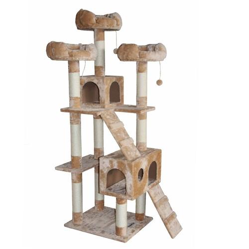 Kitty Mansions Bel Air Cat Tree