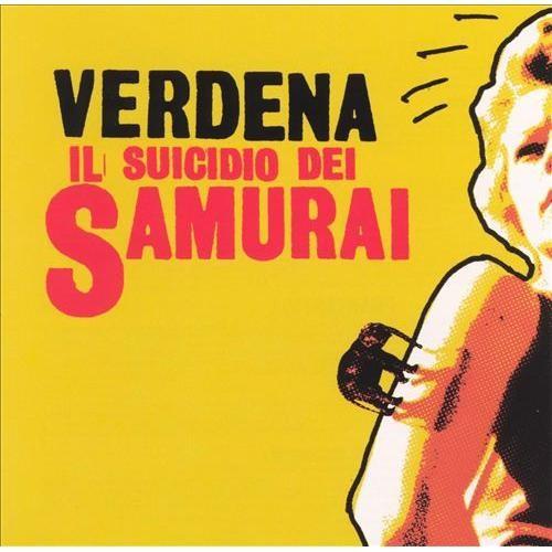Il Suicidio del Samurai [CD]
