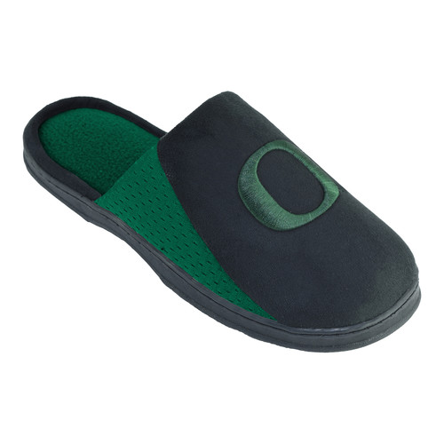 NCAA Mens Logo Scuff Slippers - Oregon Ducks