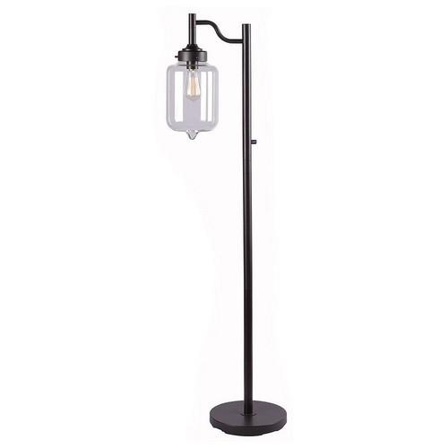 Kenroy Home Casey 57 in. Bronze Floor Lamp
