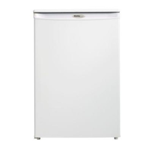 Danby 4.3 cu. ft. Manual Defrost Upright Freezer in White