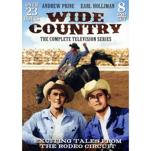 Wide Country - The Complete Television Series - 28 Episodes!: Earl Holliman, Andrew Prine, Slim Pickens, Barbara Parkins: Movies & TV