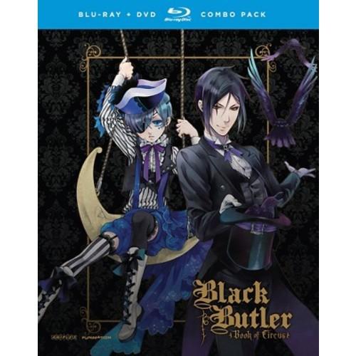 Black Butler: Book of Circus: Season Three (Blu-ray Disc)