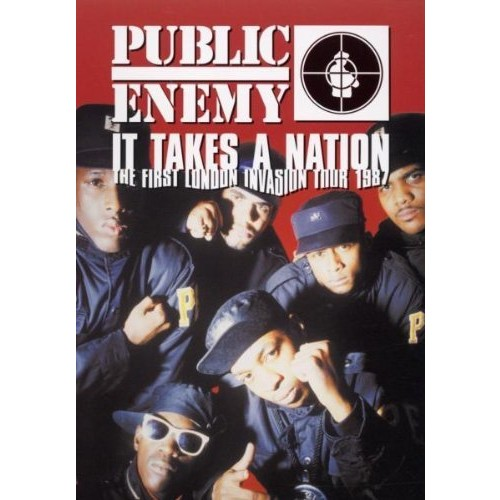 Public Enemy - It Takes a Nation: London Invasion 1987