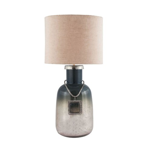 Titan Lighting 23 in. Iceland and Mercury Table Lamp