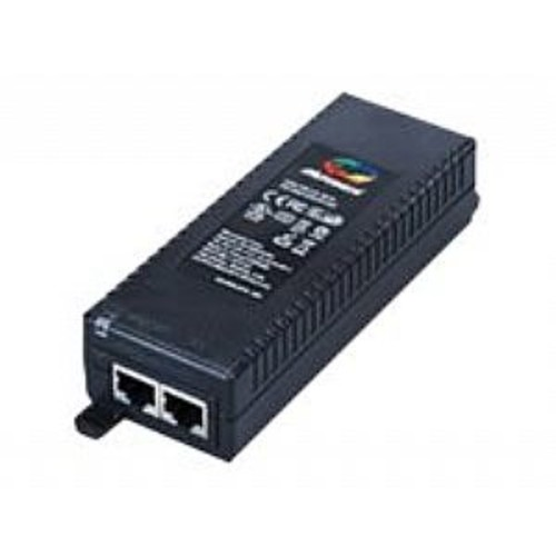Microsemi PD-9001GR/AT - PoE injector - AC 100-240 V - 30 Watt - output connectors: 1
