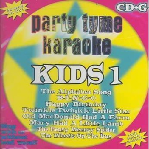 Party tyme karaoke - Kids 1 (CD)