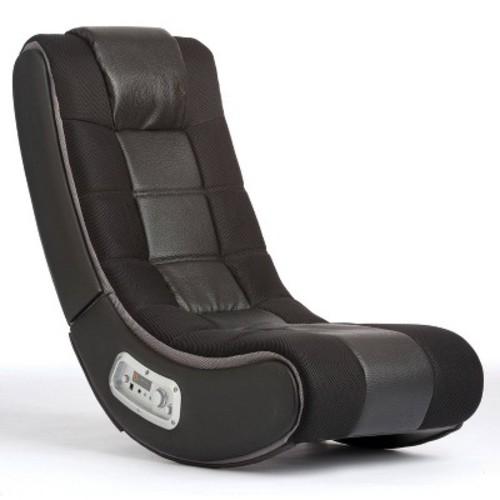 V Rocker SE Gaming Chair Black/Grey 28\