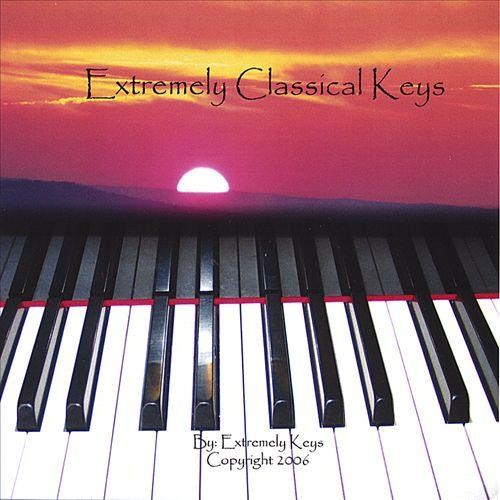 Extremely Classical Keys [CD]