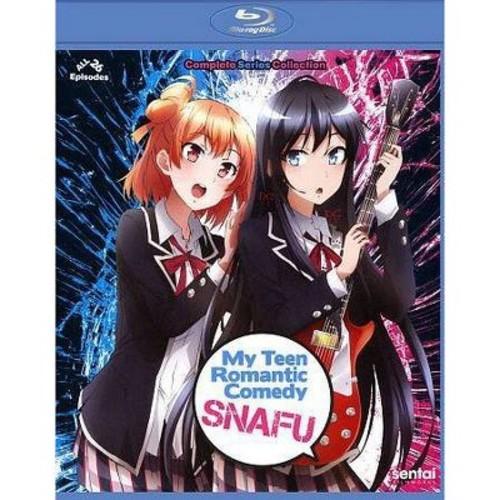 My Teen Romantic Comedy:Snafu Complet (Blu-ray)