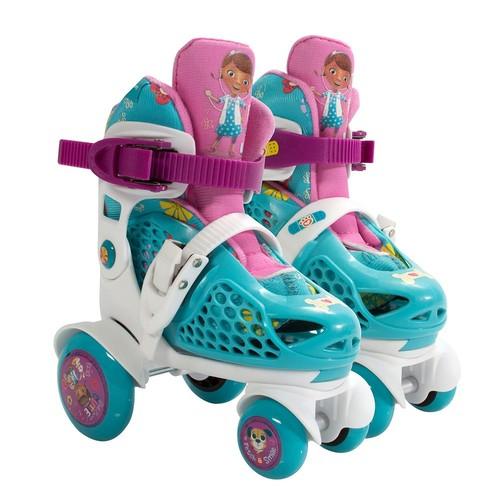 Playwheels Disney Doc McStuffins Big Junior Size 6-9 Wheel Skate