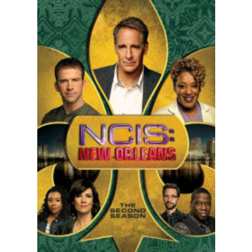NCIS: New Orleans Season 2 (DVD)