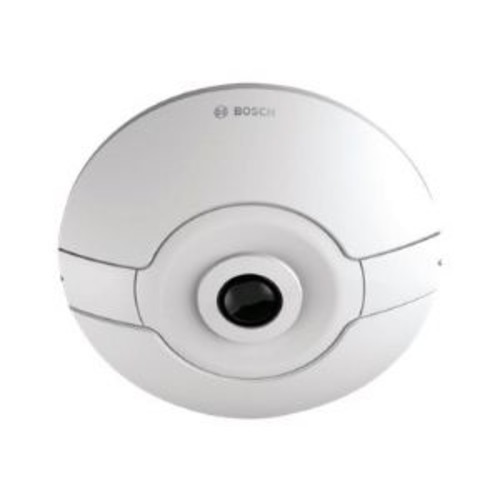 Bosch FlexiDome IP panoramic 7000 MP - Network surveillance camera - dome - vandal-proof - color (Day&Night) - 12 MP - 3640 x 2160 - fixed iris - fixed focal - audio - LAN 10/100 - MJPEG, H.264 - PoE