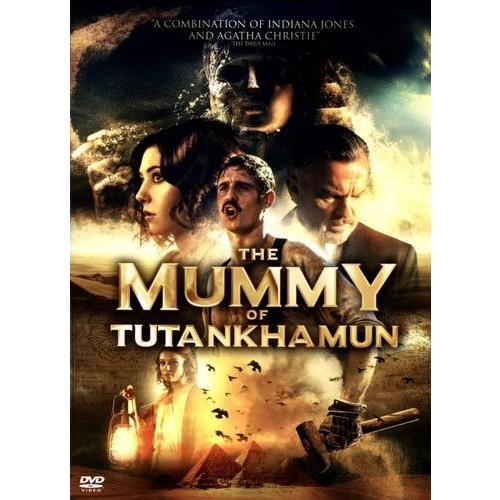 The Mummy of Tutankhamun [DVD] [2017]