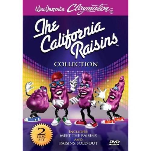 CALIFORNIA RAISINS COLLECTION (DVD) (2DISCS/OPTIONAL ENG SUB/FF/1.33:1) (DVD)