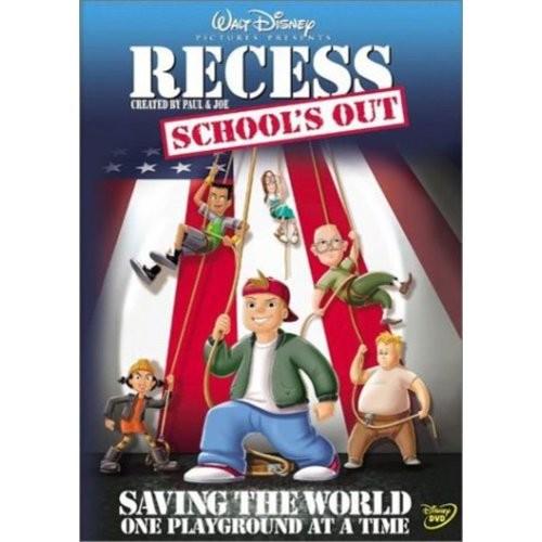 Buena Vista Home Entertainment Recess: School's Out
