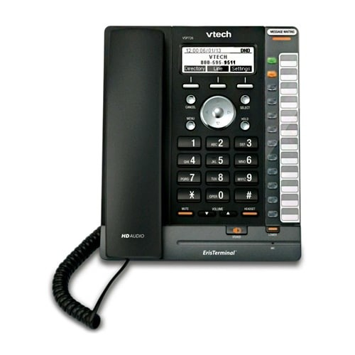 VTech VSP726 ErisTerminal DECT SIP Deskset