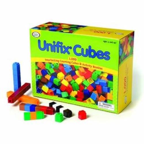 Unifix Didax AD30 Unifix Cubes, Set of 1000