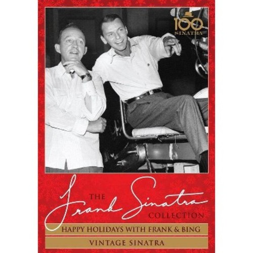 Happy Holidays With Frank & Bing + Vintage Sinatra