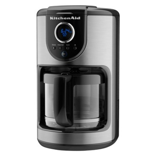 KitchenAid 12 Cup Glass Carafe Coffee Maker - KCM111
