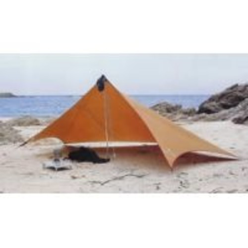 Snow Peak Penta Light Tarp STP-381, Tent Type: Shelters & Tarp Tents, Weight: 1 lb w/ Free S&H