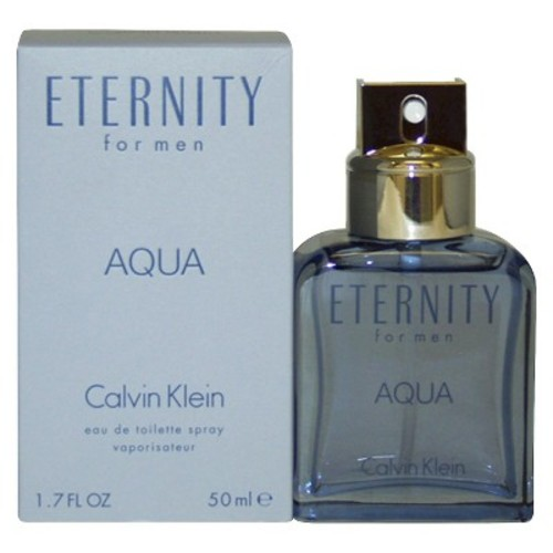 Eternity Aqua by Calvin Klein Eau de Toilette Men's Spray Cologne