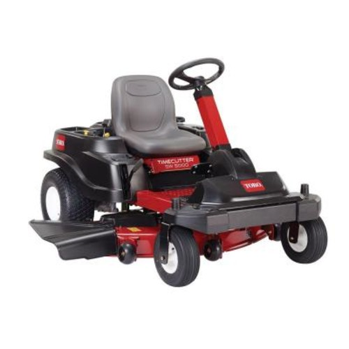 Toro TimeCutter SW5000 50 in. 24.5 HP V-Twin Zero-Turn Riding Mower with Smart Park