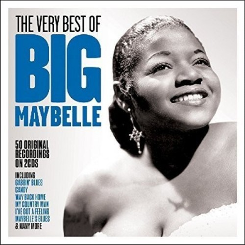 The Very Best of Big Maybelle [CD]