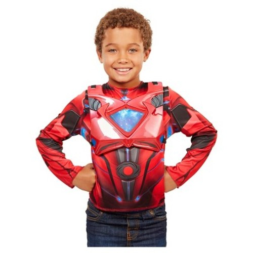 Power Rangers Deluxe Red Ranger Dress Up Set