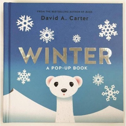 Winter: A Pop-up Book (Hardcover)
