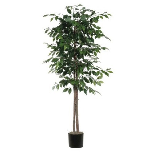 Artificial Ficus Tree - Green (6