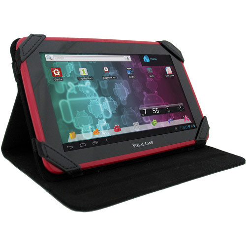 Visual Land 7-inch ProFolio Universal Tablet Case