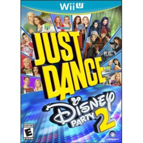 WiiU Just Dance Disney Party2 - Music & Party