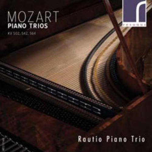 Rautio Piano Trio - Mozart: Piano Trios KV 502, 542 & 564