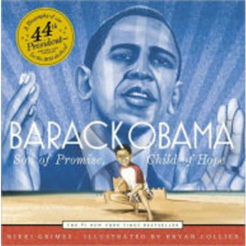 Barack Obama: Son of Promise, Child of Hope (with audio recording)