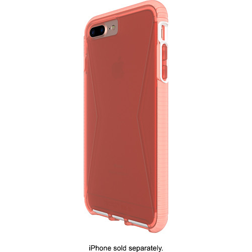 Tech21 - Evo Tactical Case for Apple iPhone 7 Plus - Rose