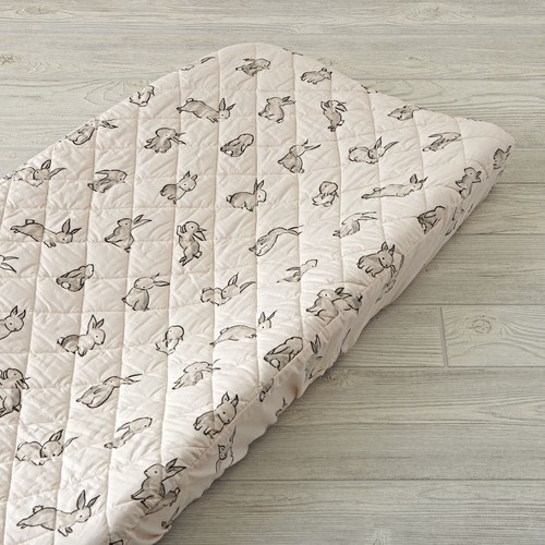 Bunny Changing Pad Cover