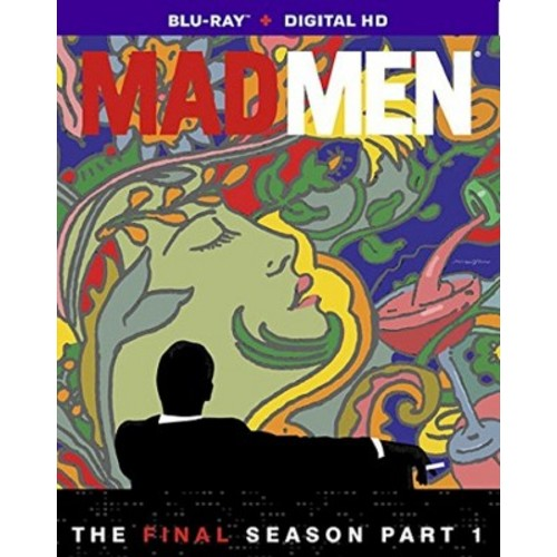 Mad Men: The Final Season, Part 1 [Blu-ray]